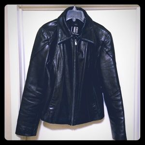 LNR ultra soft leather lambskin jacket